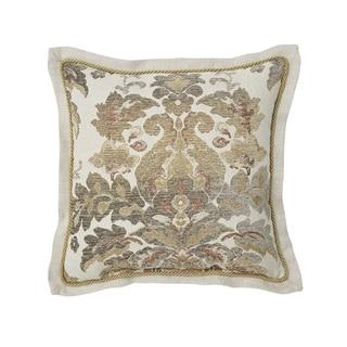 CROSCILL NADALIA SQUARE Decorative Throw Pillow 18-inches