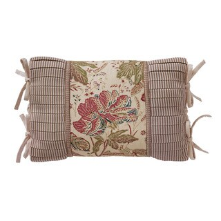 CROSCILL CAMILLE BOUDOIR Decorative Throw Pillow 19X13