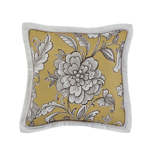 CROSCILL KASSANDRA SQUARE Decorative Throw Pillow 18-inches