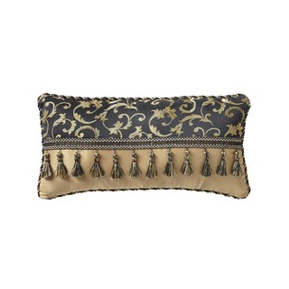 CROSCILL PENNINGTON BOUDOIR Decorative Throw Pillow 22X11