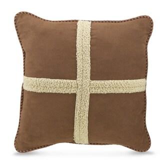 CROSCILL CARIBOU Square Decorative Throw Pillow (18-inches)