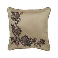 CROSCILL CALLISTO Fashion Decorative Throw Pillow (16-inches)