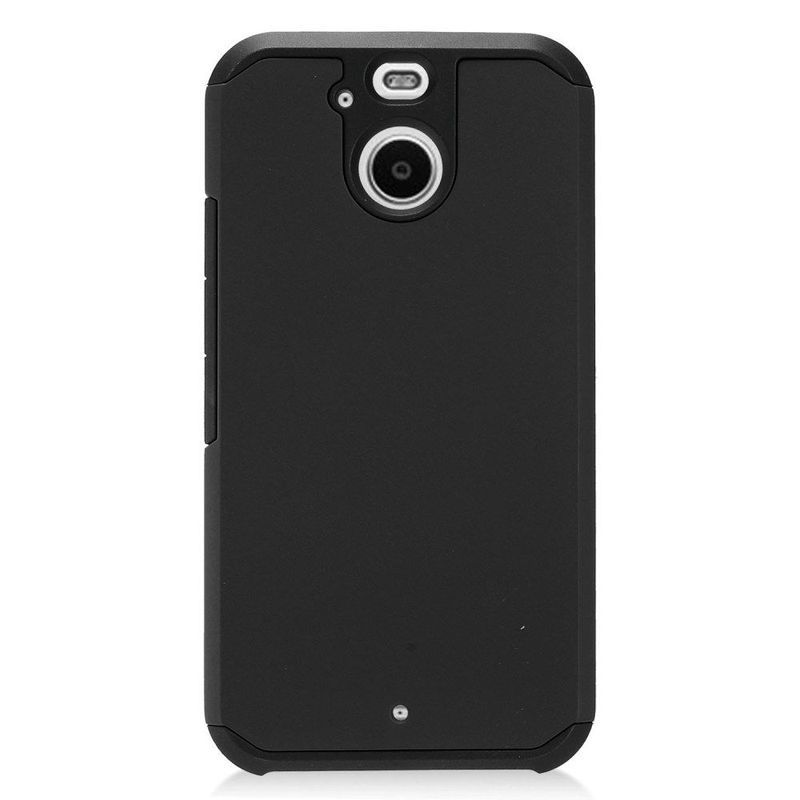 Insten Hard Snap-on Dual Layer Hybrid Case Cover For HTC ...