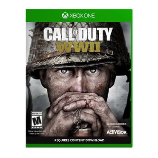 Microsoft Xbox One Call of Duty: WWII Video Game
