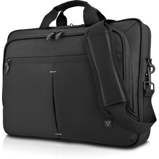 "V7 Urban CTPS1-1N Carrying Case (Briefcase) for 15.6"" - Black"