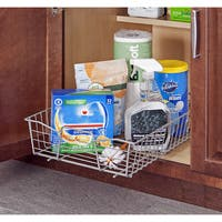 ClosetMaid Nickel Pull Out Cabinet Organizer