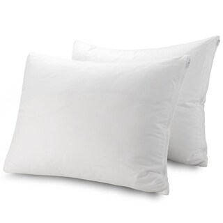 Guardmax Bedbug Proof/ Waterproof Zippered Pillow Protector (Set of 2) (3 options available)