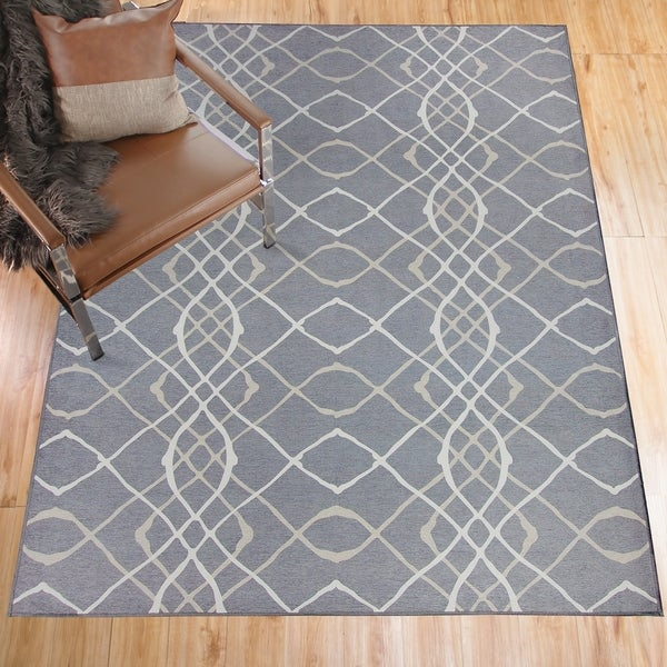 Dog Friendly Outdoor Rug: Shop RUGGABLE Washable Stain Resistant Pet Area Rug Amara