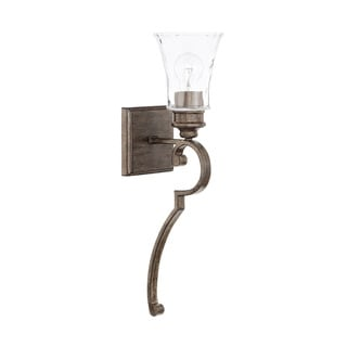 Capital Lighting Sinclaire Collection 1-light Renaissance Brown Wall Sconce