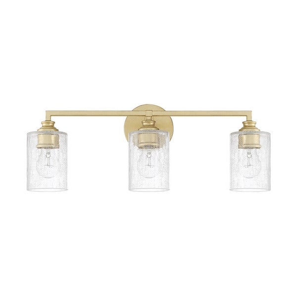 Shop Capital Lighting Milan Collection 3 Light Capital