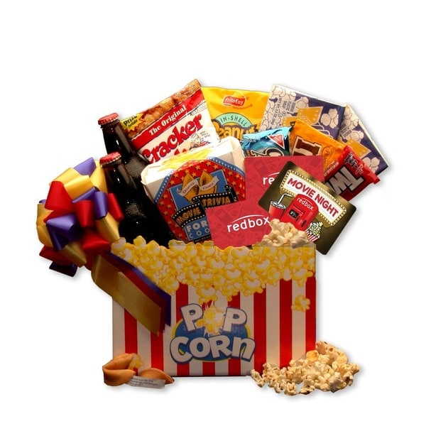 Movie Madness Blockbuster Gift Box