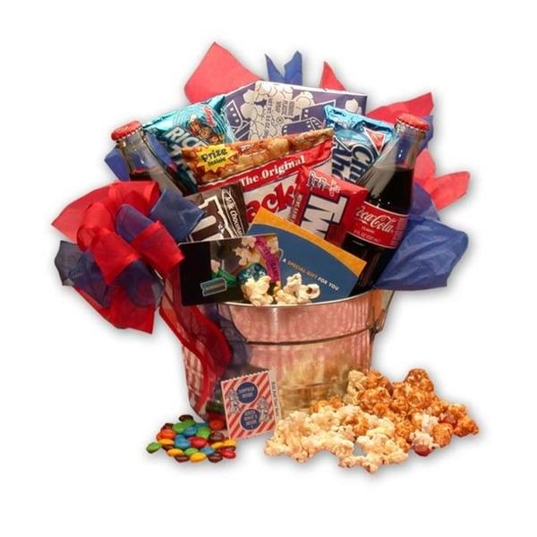 Blockbuster Movie Pail Gift Box