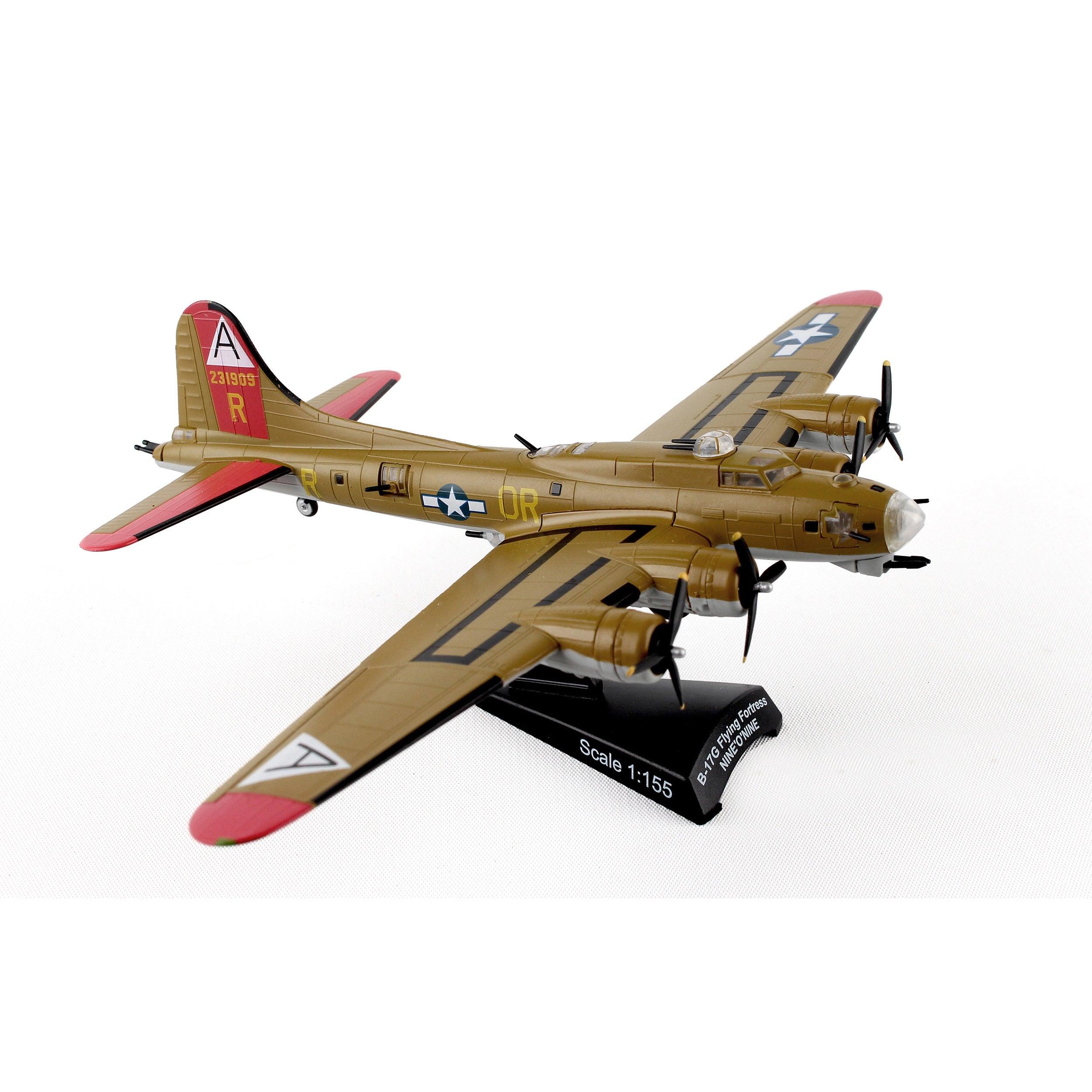 Model Power Daron Worldwide Trading Stamp B-17G Flying Fo...
