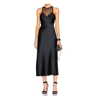 Alexander Wang Black Balls Studs Slip Dress (5 options available)