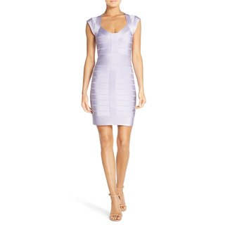 French Connection Women's Miami Spotlight Bandage Dress