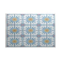 Chaney, Geometric Print Indoor/Outdoor Rug