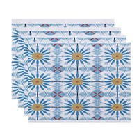Chaney, Geometric Print Placemat