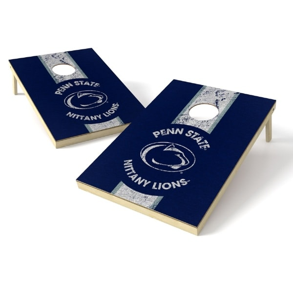 Wild Sports NCAA Tailgate Toss Game Set, Nittany Lions