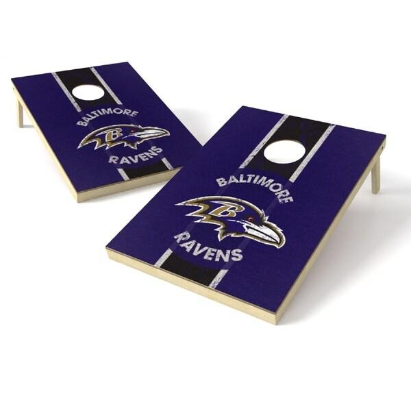 Wild Sports NFL Tailgate Toss Game Set, Ravens