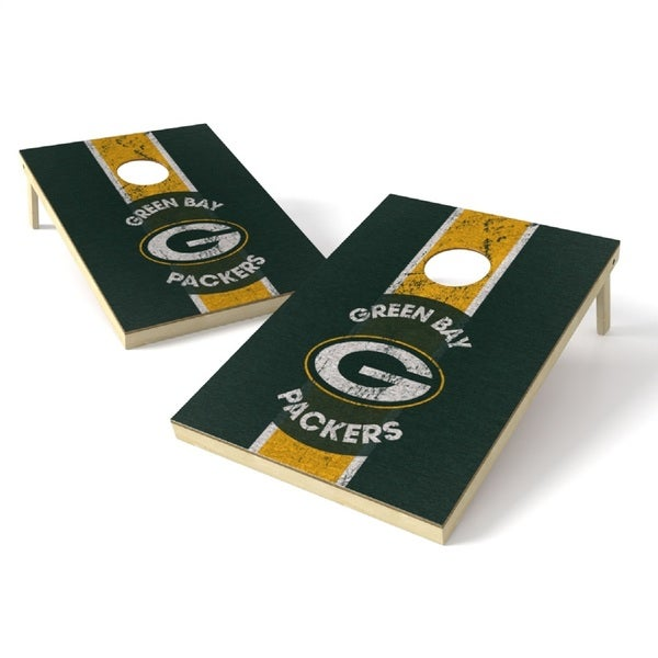 Wild Sports NFL Tailgate Toss Game Set, Packers