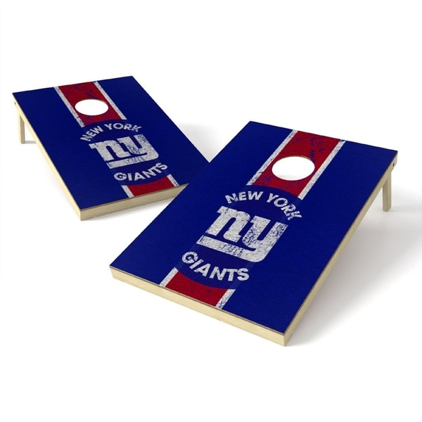 Wild Sports NFL Tailgate Toss Game Set, Giants
