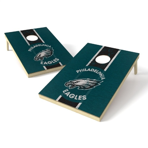 Wild Sports NFL Tailgate Toss Game Set, Eagles