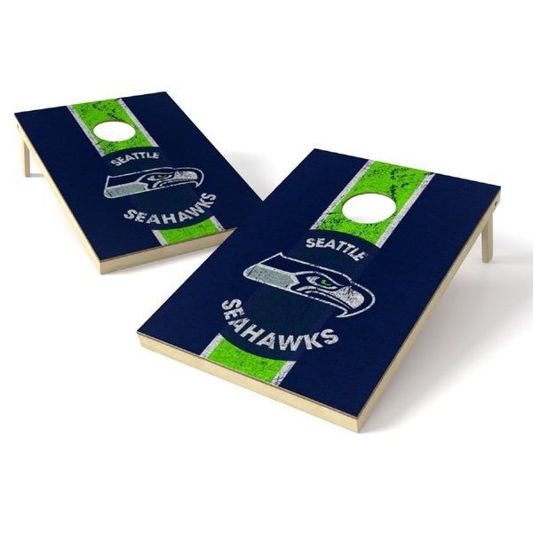 Wild Sports NFL Tailgate Toss Game Set, Seahawks