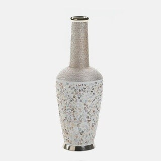 Stonebeach Decorative Long Neck Vase