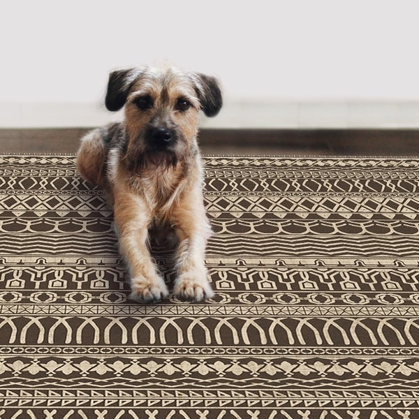 Dog Friendly Outdoor Rug: Shop Ruggable Washable Indoor/ Outdoor Stain Resistant Pet