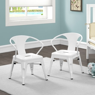 Kids Tabouret Stacking Chair (Set of 2)