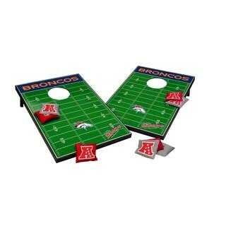 Wild Sports NFL Tailgate Toss Set, Broncos