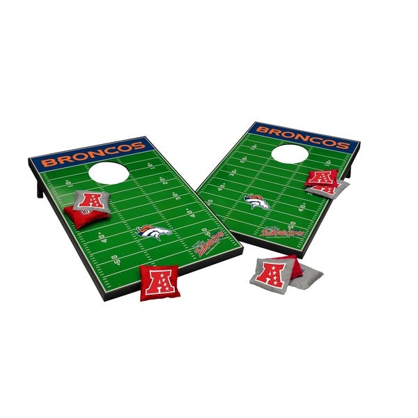 Wild Sports NFL Tailgate Toss Set, Broncos