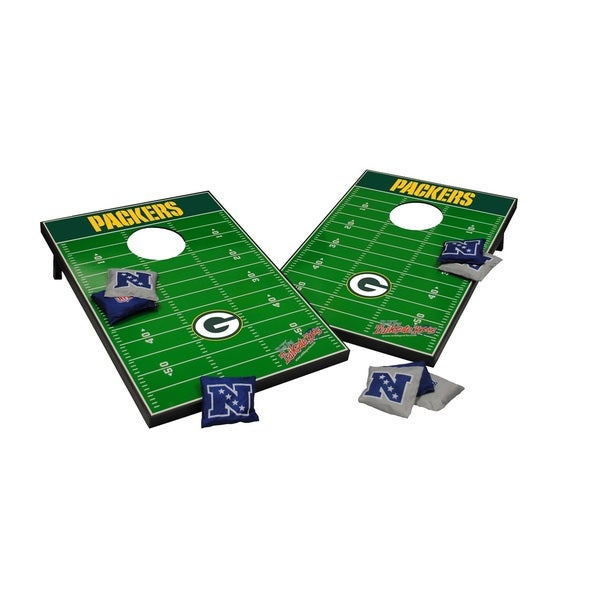 Wild Sports NFL Tailgate Toss Set, Packers