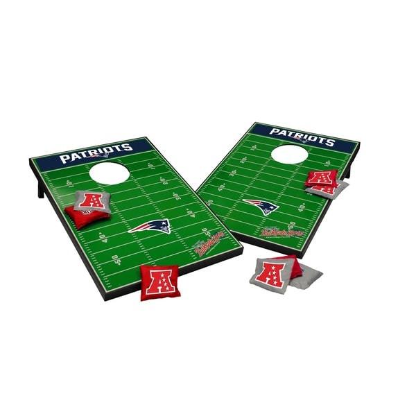 Wild Sports NFL Tailgate Toss Set, Patriots