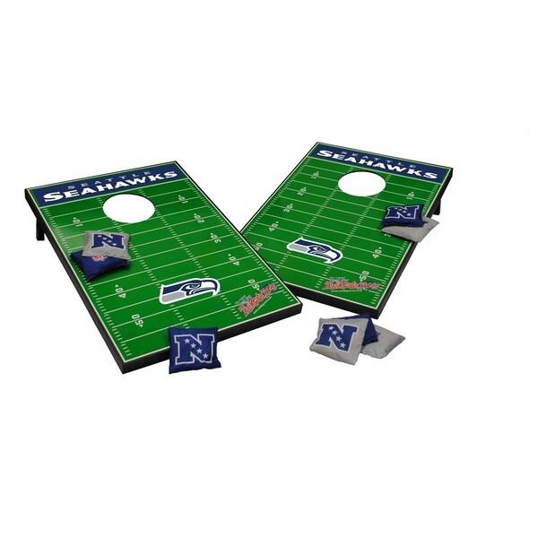 Wild Sports NFL Tailgate Toss Set, Seahawks
