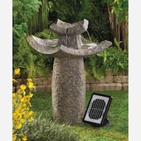 Evanston Stone Water Fountain