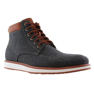 Ferro Aldo AF34 Men's Stitching Lace Up Casual Wrok Sneakers