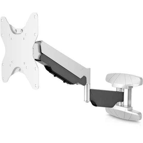 V7 WM1GSA-1N Mounting Arm for Flat Panel Display - Silver