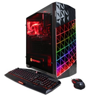 CYBERPOWERPC Gamer Xtreme VR GXi10182OPT w/ Intel i7-7700 3.6GHz Gaming Computer