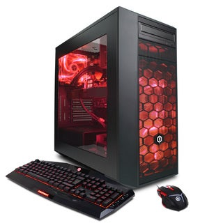 CYBERPOWERPC Gamer Xtreme Liquid Cool GLC4202OPT w/ Intel i7-7700K 4.2GHz Gaming Computer