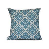 Ceylon, Geometric Print Pillow