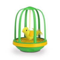 Pet Zone Caged Canary Interactive Cat Toy