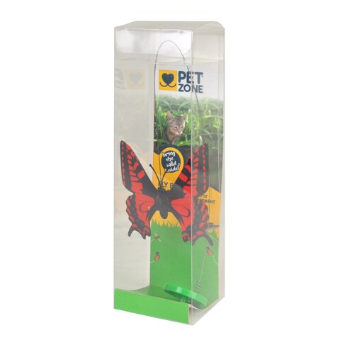 Pet Zone Fly By Replacement Butterfly Cat Toy