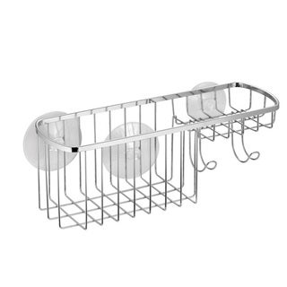 Interdesign Suction Shower Basket