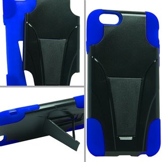 iPhone 6 4.7 Hybrid Case w/ Stand Blue
