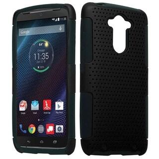 (XL) Motorola Turbo XT1254 Mesh Case Black
