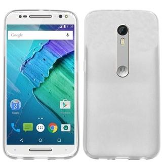 (XL) Motorola Moto X Style XT1575 Crystal Skin Cover