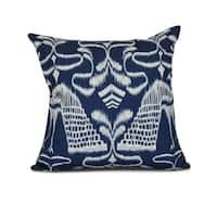 Crown, Animal Print Pillow