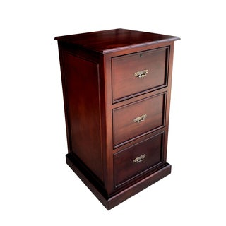 Handmade Lincolnwood Filling Cabinet 3 drawer (Indonesia)