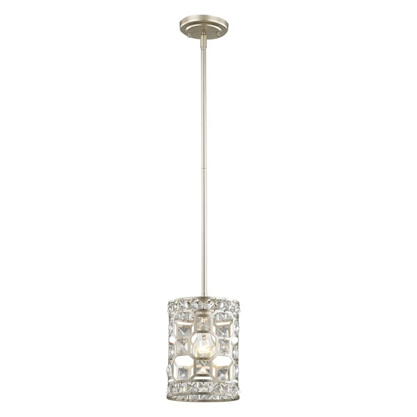 products of glass light pentagon prism shades clear pendant